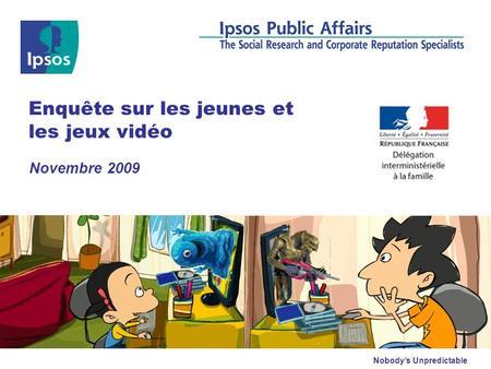 Dissertation Sur Les Jeux Videos