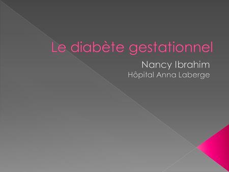 quels sont les symptomes du diabète de type 2