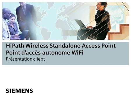 HiPath Wireless Standalone Access Point