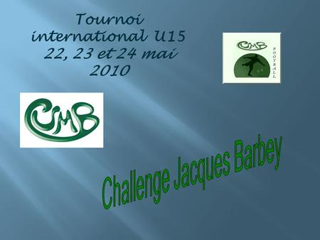 Tournoi international U15