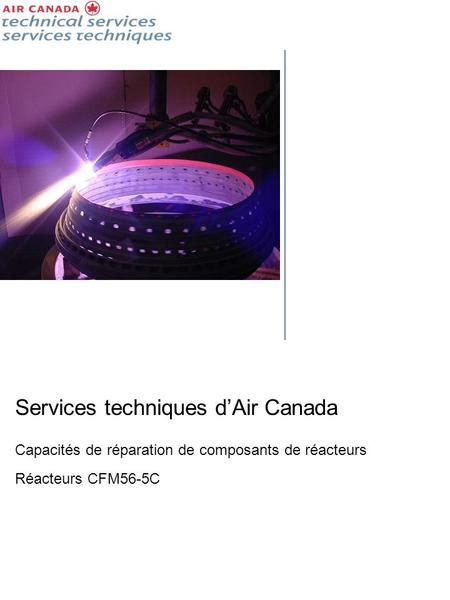 Services techniques d'Air Canada
