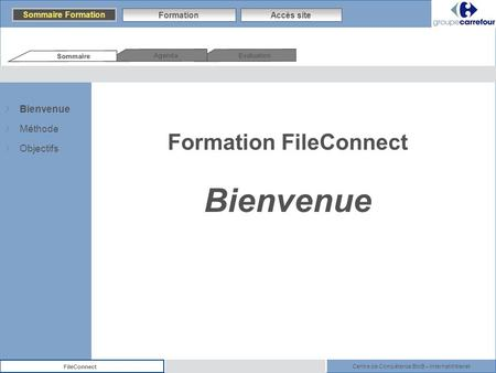 Formation FileConnect
