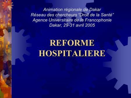 Soutenance de stage cic banque scalbert dupont ppt for Chambre de commerce de dakar formation