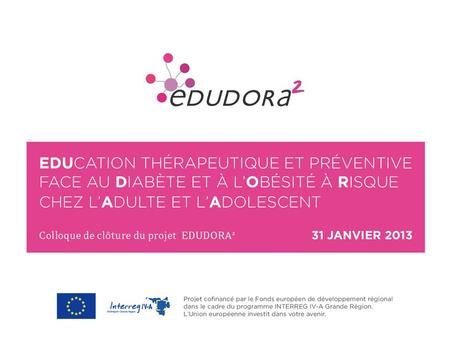 l'Education Thérapeutique de l'Adolescent Diabétique Patients, Parents, Soignants (3)