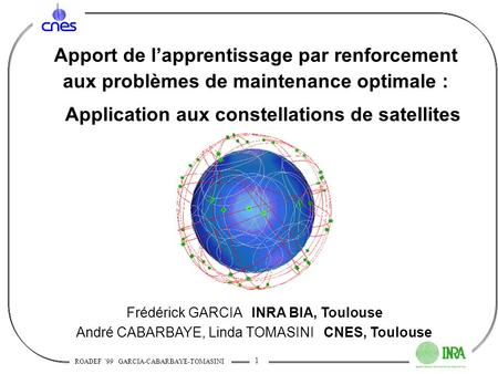 Application aux constellations de satellites
