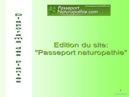 Passeport naturopathie