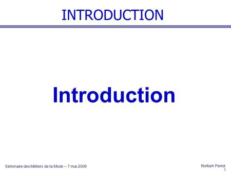 Introduction.