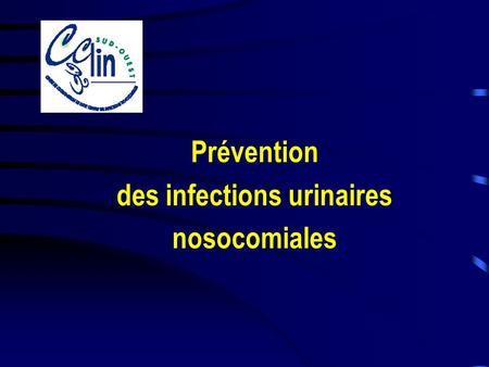 des infections urinaires