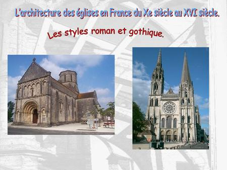 L 39 art byzantin terme p riodisation ppt t l charger for Definition art gothique