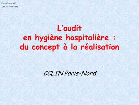 Du hygiène hospitalière paris