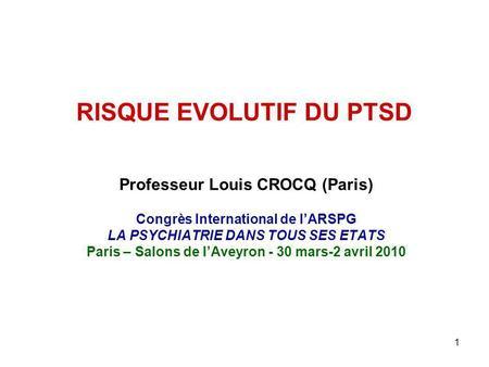 Trouble psychotique aigu et transitoire