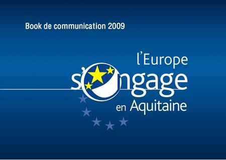 26/03/2017 Book de communication 2009.
