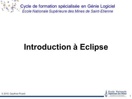 Introduction à Eclipse
