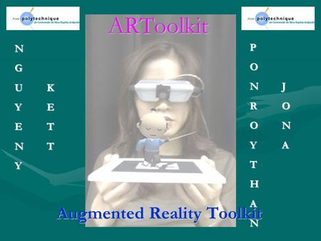 Augmented Reality Toolkit
