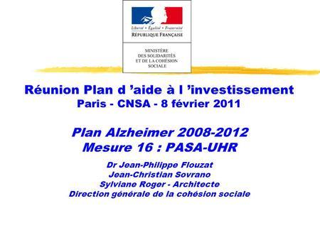 Plan alzheimer 2008