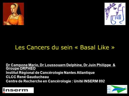 linnovation th rapeutique en oncologie fabien calvo cic et inserm e h pital saint louis. Black Bedroom Furniture Sets. Home Design Ideas