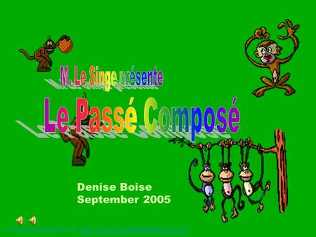 Denise Boise September 2005 Free powerpoints at