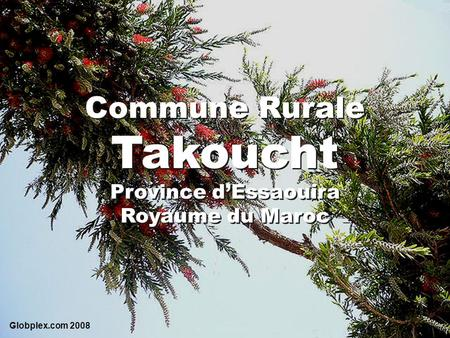 Commune Rurale Takoucht