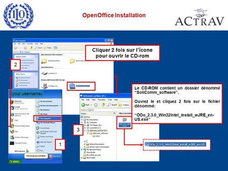 Comment se procurer open office suite bureautique gratuite - Comment installer open office gratuitement ...