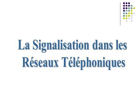 Contraintes t l communications benjamin saclier ppt for Definition architecture reseau