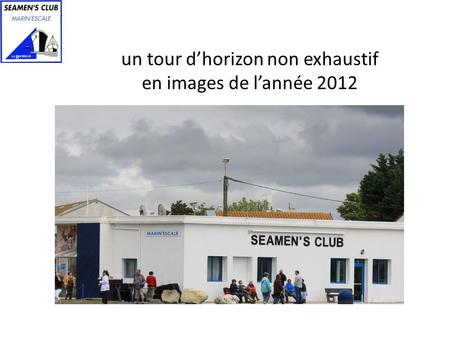 Un tour dhorizon non exhaustif en images de lannée 2012.
