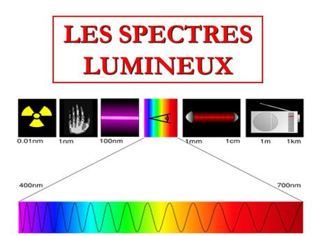 les spectres seconde