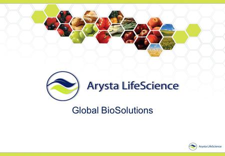 Global BioSolutions 1.