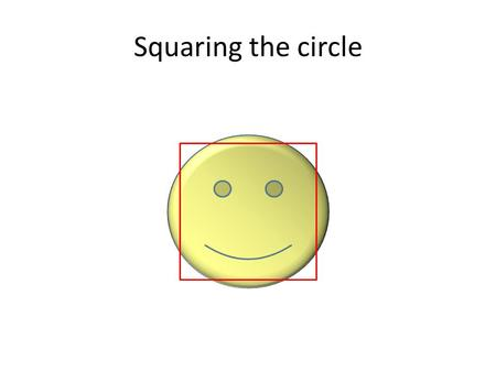 Squaring the circle. Jeu de la corde - Instructions Animation 1.Placer les participants en ligne et donner la corde 2.Donner les instructions 3.Faire.