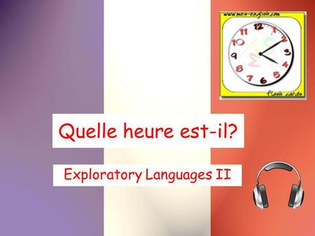 Exploratory Languages II