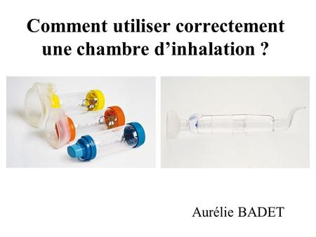 E fliche oxygenetotherapie ppt t l charger for Chambre d inhalation