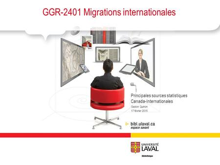 GGR-2401 Migrations internationales