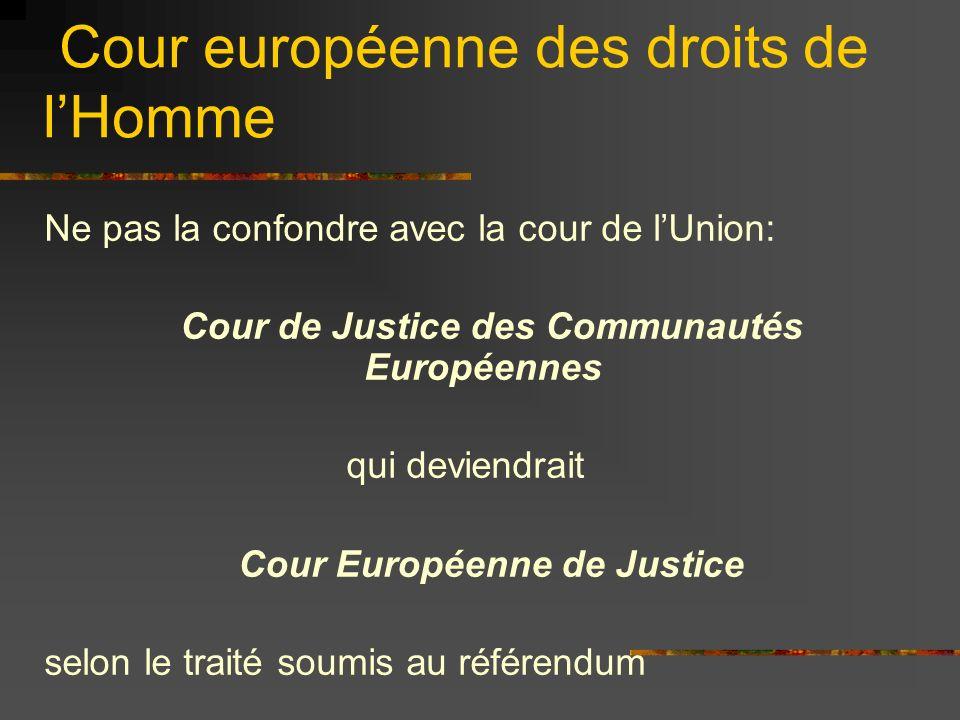 Conception du Traité La Convention présidée par Valéry Giscard dEstaing Y étaient représentés: la Commission le Parlement européen les Gouvernements des 15 États-Membres et des 13 candidats à ladhésion des Parlements nationaux des 28 États