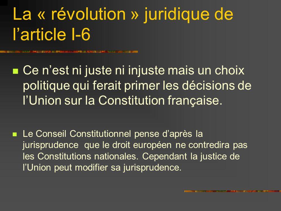 II.Le régime politique Mission dune Constitution: Définir : 1.