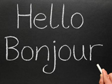 Question! Question: Bonjour, comment t'appelles-tu ?