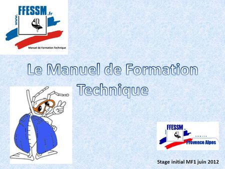 Le Manuel de Formation Technique
