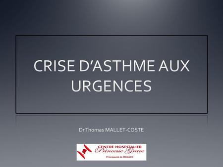 L'asthme, c'est quoi? https://www.youtube.com/watch?v=5Qw53QxLecE.