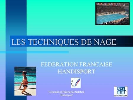 FEDERATION FRANCAISE HANDISPORT