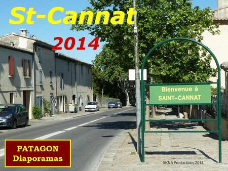 St-Cannat 2014 5KNA Productions 2014.