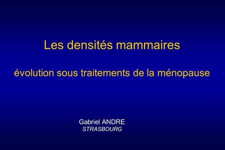 Les mastopathies b nignes genevi ve plu bureau gyn cologie - Hopital port royal service gynecologie ...