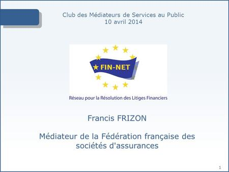 Club des Médiateurs de Services au Public