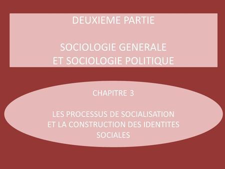 introduction dissertation sur la famille