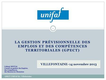Anticiper la gestion de l 39 emploi et des competences ppt - Cabinet conseil collectivites territoriales ...