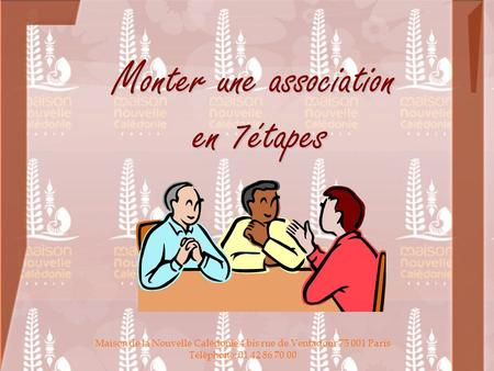 Monter une association en 7étapes