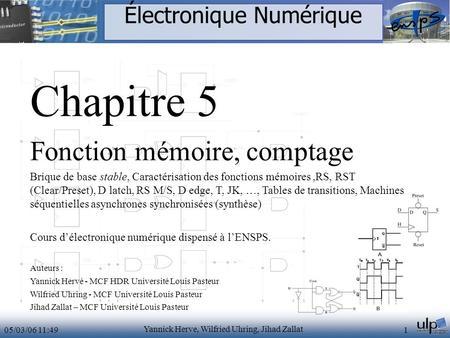 Logique s quentielle ppt video online t l charger for Fonction logique de base