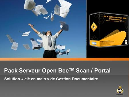 Pack Serveur Open BeeTM Scan / Portal