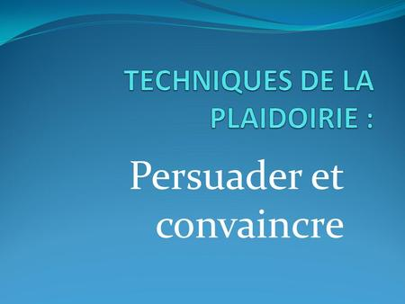 ... physical exercise and diet Convaincre persuader deliberer dissertation