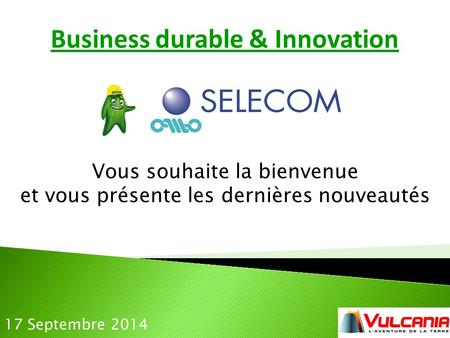 Business durable & Innovation
