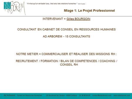 Cours valorisation des comp tences m1si 1 cours m1 si - Entretien cabinet de recrutement questions ...