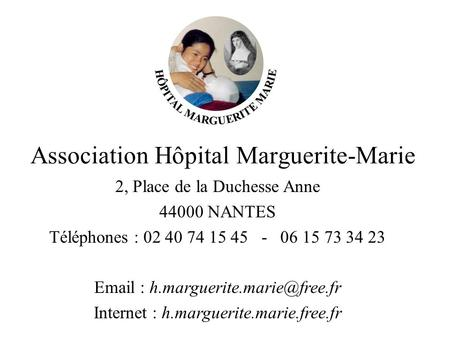 Association Hôpital Marguerite-Marie