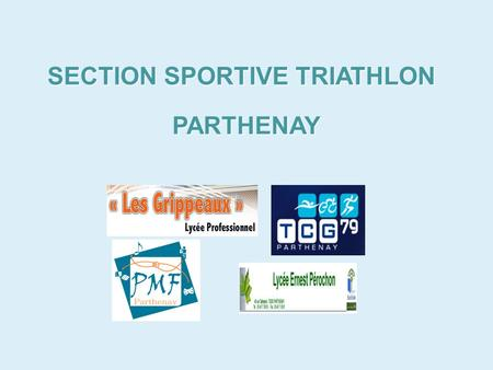 SECTION SPORTIVE TRIATHLON